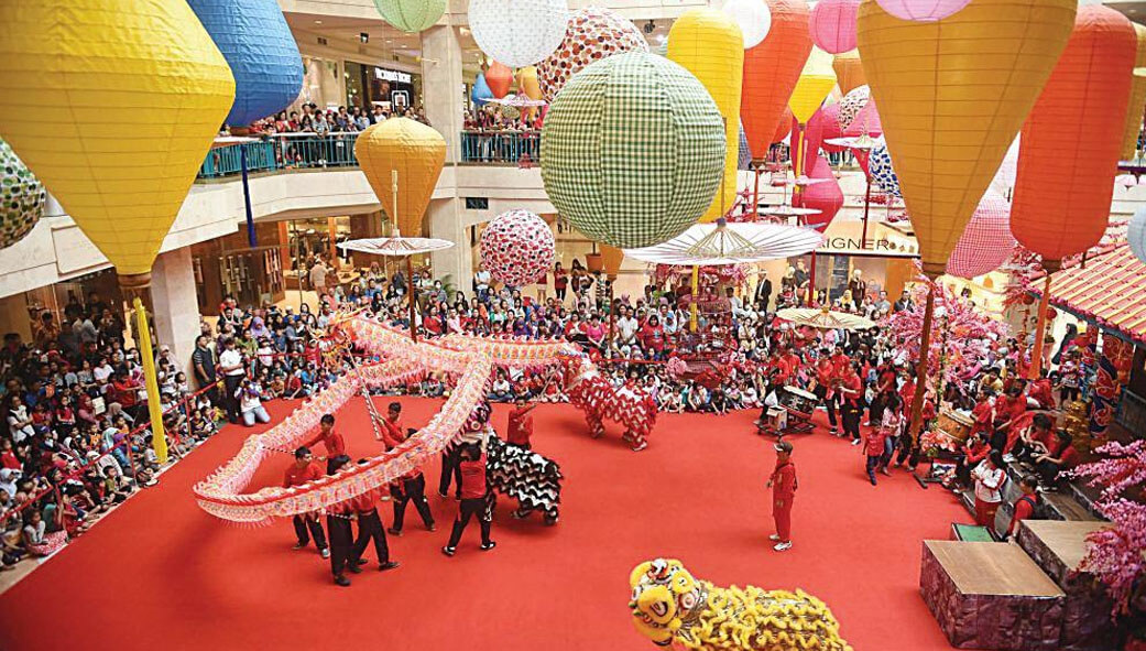 Lunar Occasion In Jakarta Can Visit This Spot